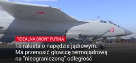 """Idealna broń"" Putina"