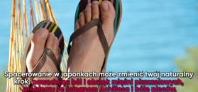 Japonki mogą trwale uszkodzić stopy