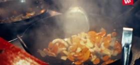 Ogromna ilość soli w orientalnych daniach