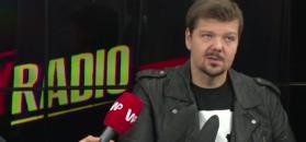 """Michał Figurski: """"Ludzie mówili, że lansuje się na wylewie"""""""