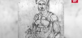 Michał Anioł ukrył drugi szkic w portrecie swojej muzy