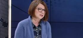 Julia Pitera: dziwię się schizofrenii Krasnodębskiego