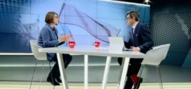 """Julia Pitera w programie """"Tłit"""": Kaczyński jest współwinny"""