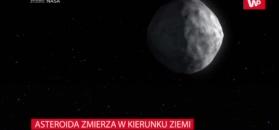 Bennu zmierza ku Ziemi. NASA obliczyła kiedy możemy się zderzyć
