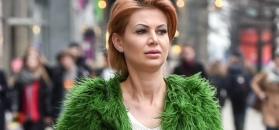 Maja Plich w trawę odziana do fryzjera chodzi od rana