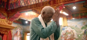 W poszukiwaniu Boga z Morganem Freemanem - zwiastun