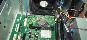Palit GT 1030 vs Sapphire RX 550 w słabym PeCecie z C2Q Q6600