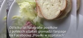 Tak wygląda jedzenie w polskich szpitalach