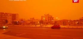 Czerwony pył nad Kretą. Nagrania mieszkańców wyspy