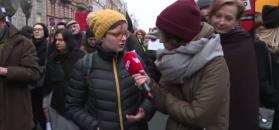 Czarny Piątek. Sonda na ulicach Warszawy