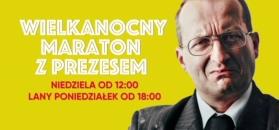 """Wielkanocny maraton """"Ucha Prezesa"""" w Telewizji WP"""