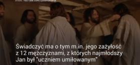 Jezus był kobietą. Dowody? Naukowiec przytacza fragmenty Biblii