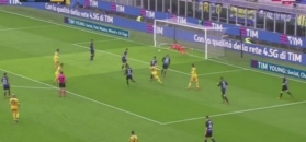 Zwycięstwo Interu z Hellasem i błyskawiczna bramka [ZDJĘCIA ELEVEN SPORTS]