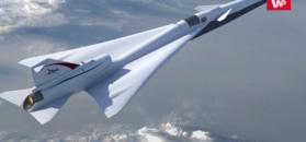 Supersoniczny samolot NASA