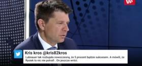 Ryszard Petru: Nowoczesna powinna wrócić do swoich źródeł
