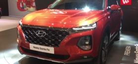 Nowy Hyundai Santa Fe na Poznań Motor Show 2018