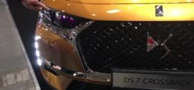 DS 7 Crossback na Poznań Motor Show 2018