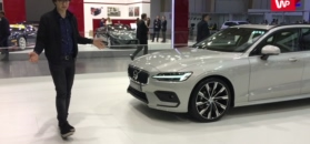Nowe Volvo V60 na Poznań Motor Show 2018