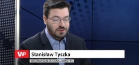 Zaskakująca reakcja Tyszki na decyzję Kaczyńskiego