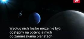 Czy poza Ziemią jest życie? Nowe odkrycie naukowców