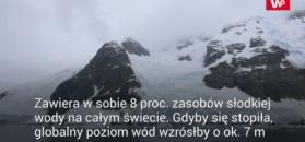"""""""Ciemna strefa"""" na Grenlandii"""