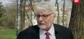 Witold Waszczykowski: w polityce zagranicznej osiągnęliśmy wszystko, co chcieliśmy