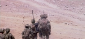 Niebezpieczna praca saperów w Afganistanie cz. 1