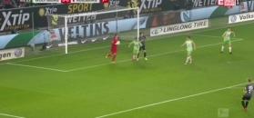 Emocje w Wolfsburgu mimo braku bramek. Dwie poprzeczki w starciu z FC Augsburg [ZDJĘCIA ELEVEN SPORTS 1]