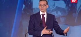 Morawiecki nie ugryzł się w język. Wpadka premiera na konwencji PiS