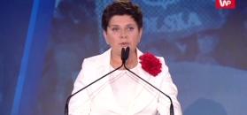 Wicepremier Beata Szydło o nowych projektach socjalnych