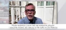 """""""Czy Lisicki zacznie mówić do rzeczy?"""". Żakowski prowokuje przed Bitwą Redaktorów o 9:45"""