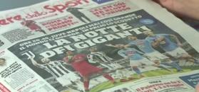 Hit Serie A w Turynie. Włoskie media: jeśli Napoli ma wygrać z Juve, to z pomocą Polaków