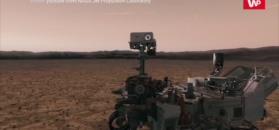 Ślady po jeziorach na Marsie