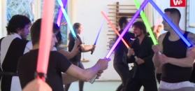 Z wizytą u Jedi. Trening w Akademii SaberArts
