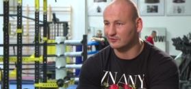 Artur Szpilka: Trener Łapin nie zgodził się na współpracę. Dało mi to kopa [Sektor Gości]