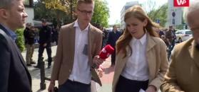 """Protest ws. niepełnosprawnych przed Sejmem. """"Zostaliśmy wykorzystani"""""""