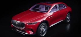 Mercedes-Maybach Ultimate Luxury Concept wprowadza nowy typ nadwozia. Nie wszyscy są gotowi