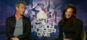 """""""Player One"""": reżyser rzucał w aktorów przedmiotami"""