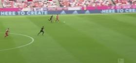 Spacerowe tempo i wygrana Bayernu.