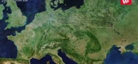 Niezwykłe zdjęcie Europy ESA