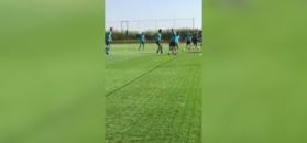 #dziejesiewsporcie: Aubameyang ośmieszony na treningu Arsenalu