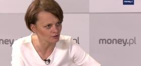 Minister Emilewicz zapowiada zmiany w ZUS. Najwięksi przedsiębiorcy będą bardziej obciążeni