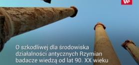 Grenlandzki lód nowym źródłem informacji o historii starożytnego Rzymu