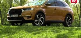 Nowe rozdanie w klasie premium - DS 7 kontra BMW X2
