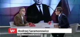 Mocne słowa Andrzeja Saramonowicza o politykach PiS