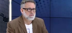 """""""Tłit"""". Andrzej Saramonowicz o zachowaniu PiS wobec protestujących w Sejmie"""