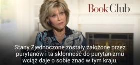 Jane Fonda: Seks nie jest niczym złym!