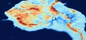 Co kryje lodowa powłoka na Antarktydzie