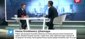 """Ławeczka Trzaskowskiego """"To jest wyjście do ludzi"""""""