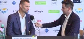 Turniej Sopot Open - Rozmowa z Mariuszem Fyrstenbergiem